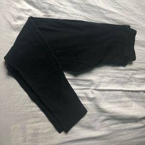 Black leggings from nordstrom's.
